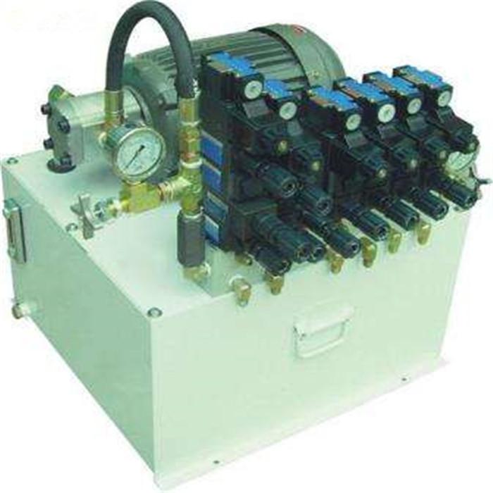 扒渣机液压系统