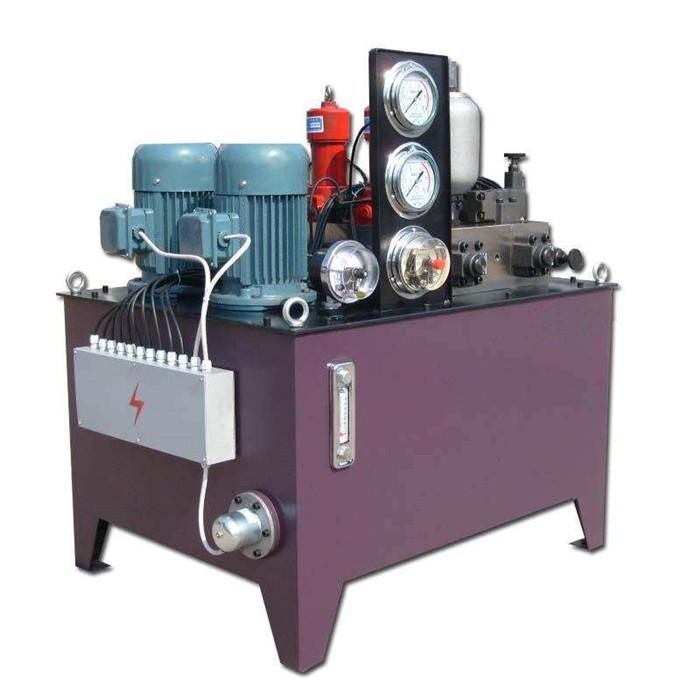 上置立式液压泵站