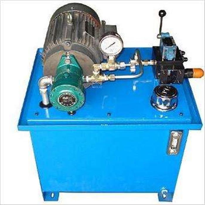 上置卧式液压泵站