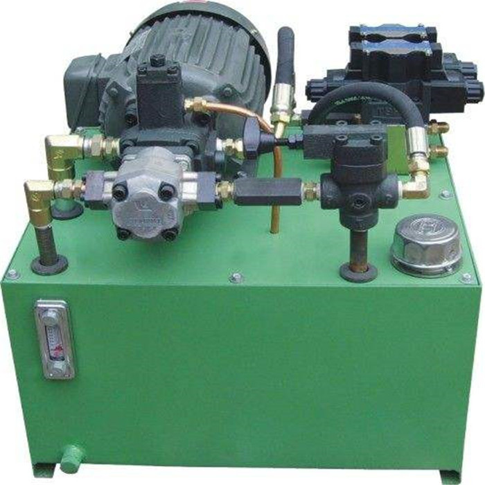 水利水电液压系统