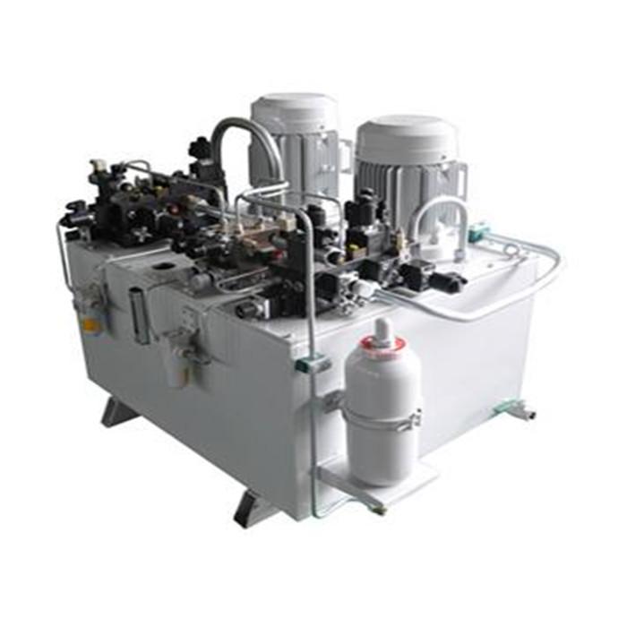 打捆机液压系统