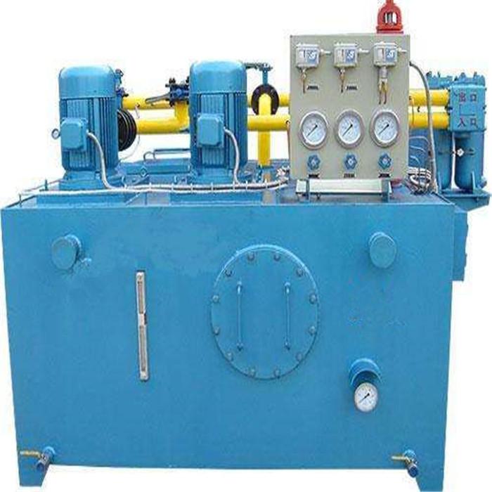 矿井提升机液压系统