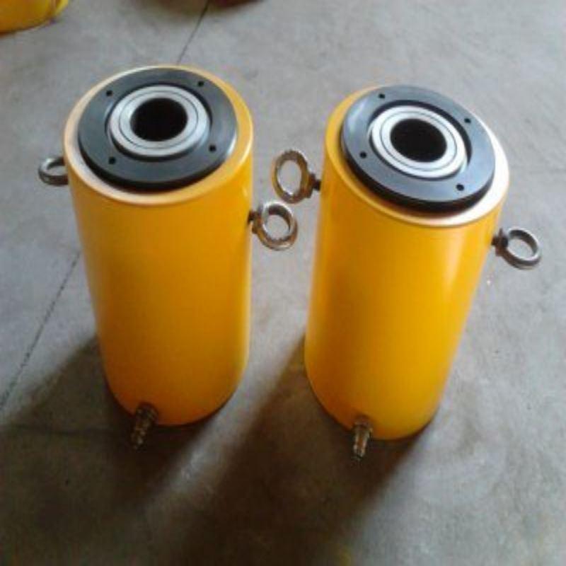 空心柱塞液压油缸