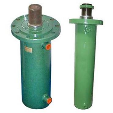 柱塞液压缸