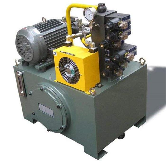 动力滑台液压系统