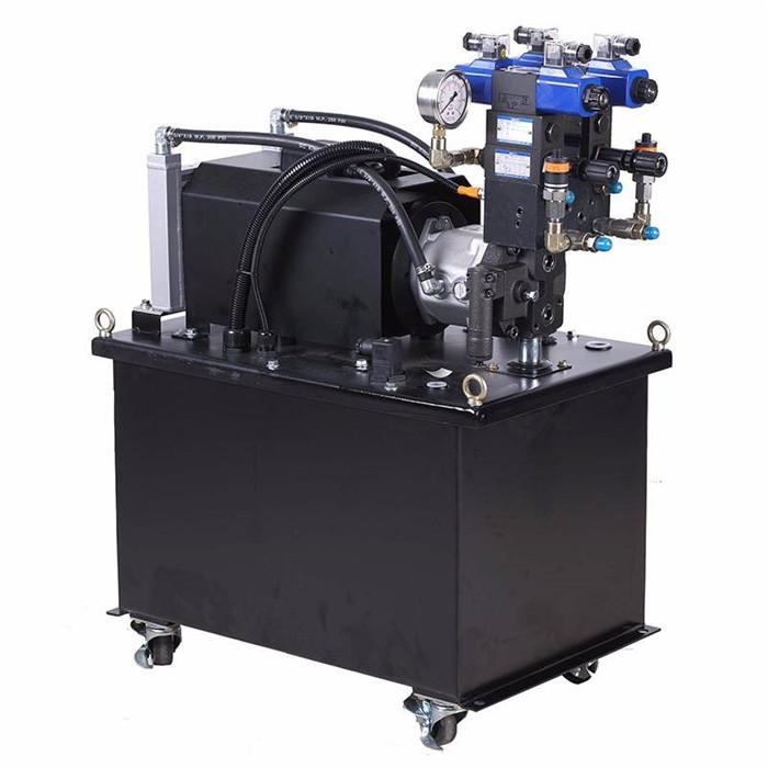 液压机液压系统