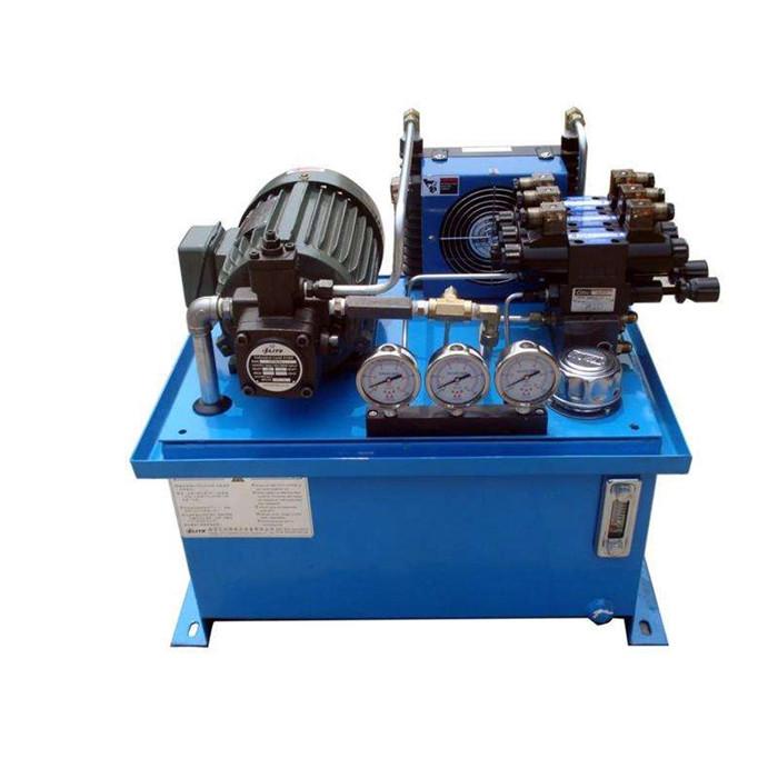 牵引车液压系统