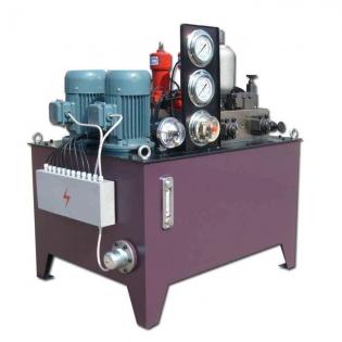 高中低压液压系统