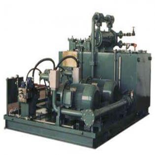 旁置式液压泵站