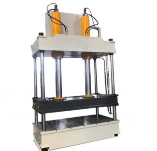 双缸三梁四柱液压机