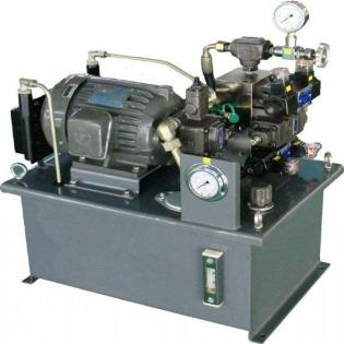 辊压机液压系统