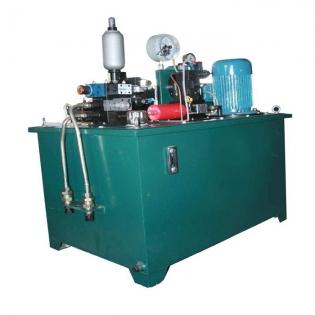 推钢机液压系统