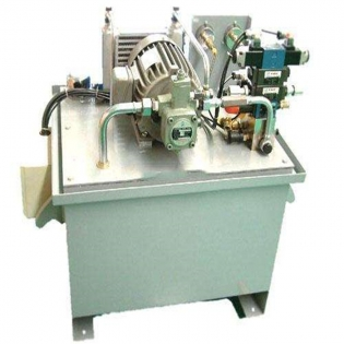 斗轮机液压系统